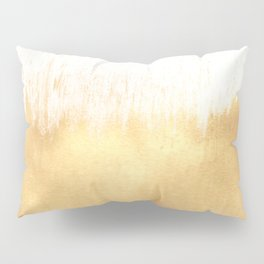 Brushed Gold Pillow Sham
