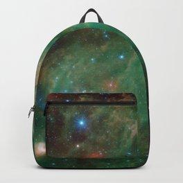 Cepheus C and Cepheus B Region by Spitzer Backpack