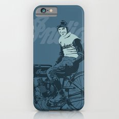 Motorcycle Board Track Racer 4 iPhone 6s Slim Case