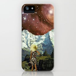 Optoku Valley iPhone Case