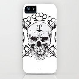 St. Cranium iPhone Case