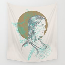 Second Spring Wall Tapestry