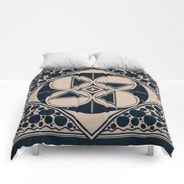 Dar Forma - Tan Comforters