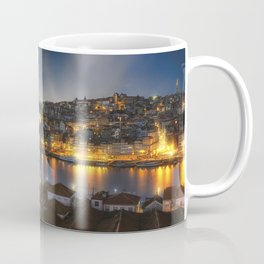 Panoramic Porto Potugal Coffee Mug