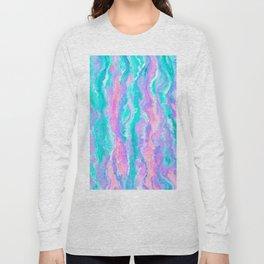 Aqua Melt Long Sleeve T-shirt