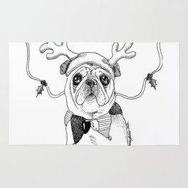 Jingle Pug Rug