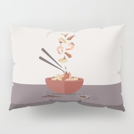 Stir Fry Pillow Sham