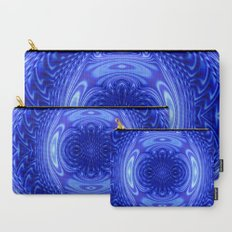 Flow Blue Carry-All Pouch