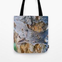 Natures Moments, Shedding. Tote Bag