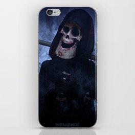 Grim iPhone Skin