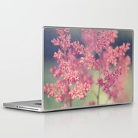 coral Laptop & iPad Skins featuring Coral by Sandra Arduini