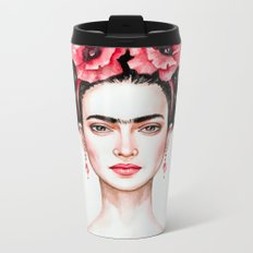 Frieda Metal Travel Mug