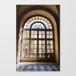 Versailles - The Arch Canvas Print
