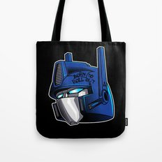 Full Metal Prime Tote Bag