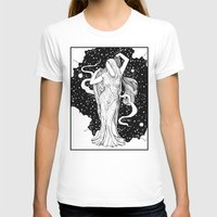 ghost T-shirts featuring Ghost by Corinne Elyse