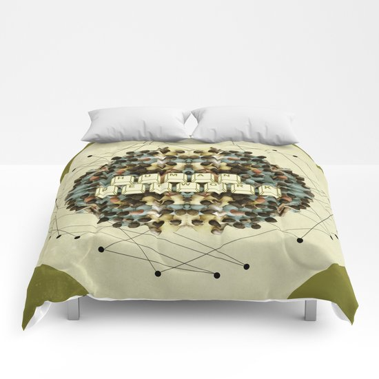 Human Network Comforters
