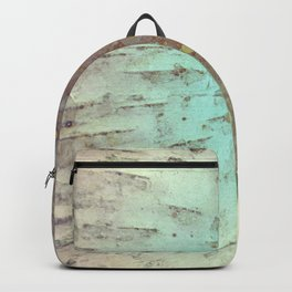 Autumn Birch Tree Abstract Backpack