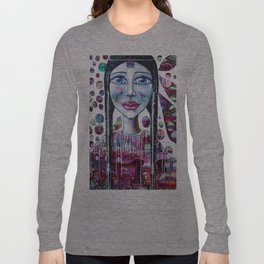 Galaxies Within Long Sleeve T-shirt