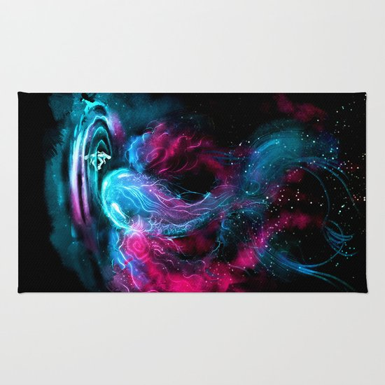The Visitor Rug