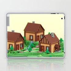voxel hamlet Laptop & iPad Skin
