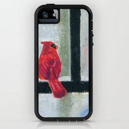 Its cold outside! iPhone Case