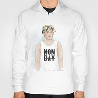 coconutwishes Hoodies featuring Flower crown Niall by Coconut Wishes