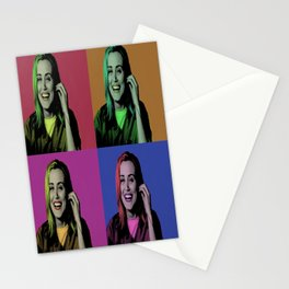 Piper Chapman Pop Art  Stationery Cards