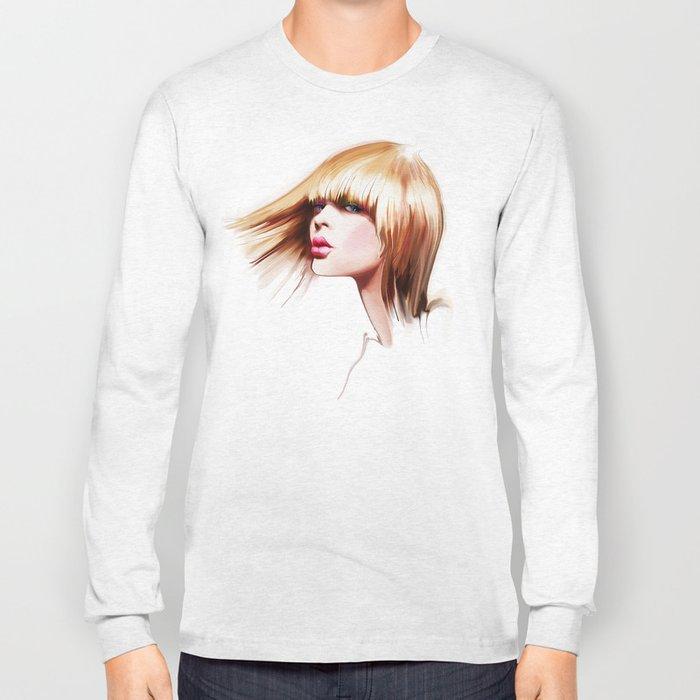 hairdress Long Sleeve T-shirt