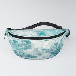 Ocean Sea Waves Fanny Pack