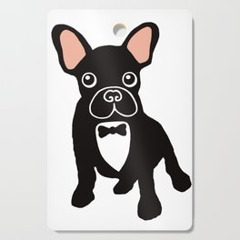 Tuxedog Cutting Board