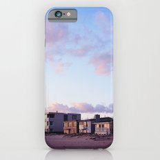 Midcentury Style Homes along the Beach, Sunset Beach, California iPhone 6s Slim Case