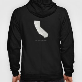 California, The Golden State Hoody