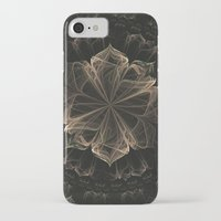 ornate iPhone & iPod Cases featuring Ornate Blossom by Charma Rose
