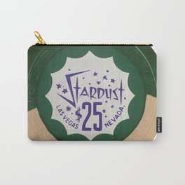 Stardust Green - Casino Chip Series Carry-All Pouch
