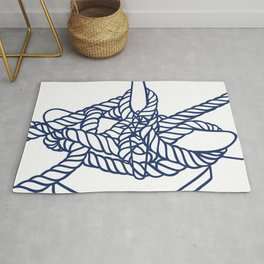 Knotical (WHITE) Rug
