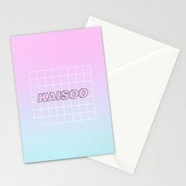 KAI SOO #1 Stationery Cards