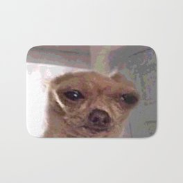 Meme Dog Bath Mat