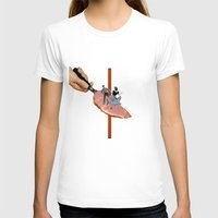 dancing T-shirts featuring Dancing by Lerson