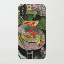 Henri Matisse Goldfish 1911, Goldfishes Artwork, Men, Women, Youth iPhone Case