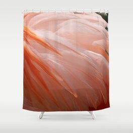 Flamingo #9 Shower Curtain