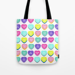 Candy Love  Tote Bag