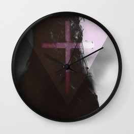 Culture Crown I Wall Clock