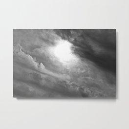 Brewing Storm VIII Metal Print