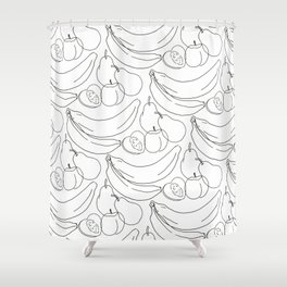 See what you want. Shower Curtain