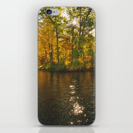 Fall Is In Session iPhone Skin