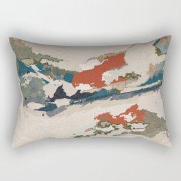 Birdseye Rectangular Pillow