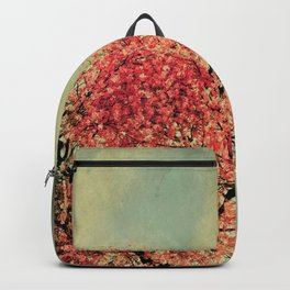 In our hearts there's always spring Backpack
