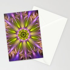 Sparkling in Universe Stationery Cards