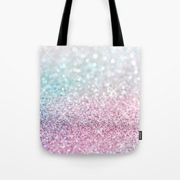 Pastel Winter Tote Bag