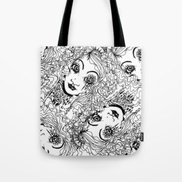Queen- The forgotten sister Tote Bag
